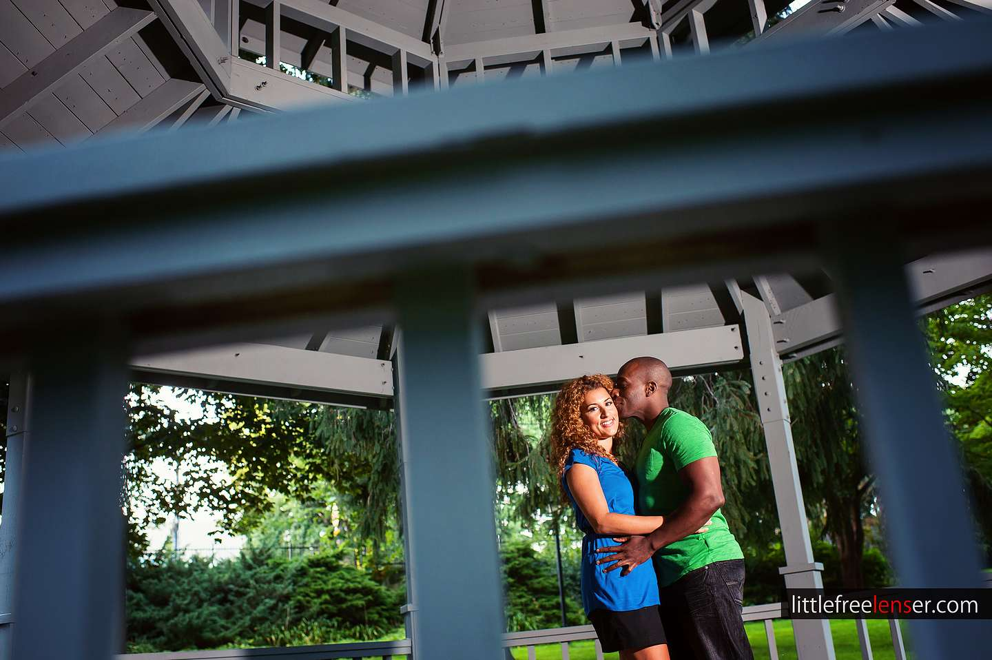 Courtney & Rayfield, Engagement Session