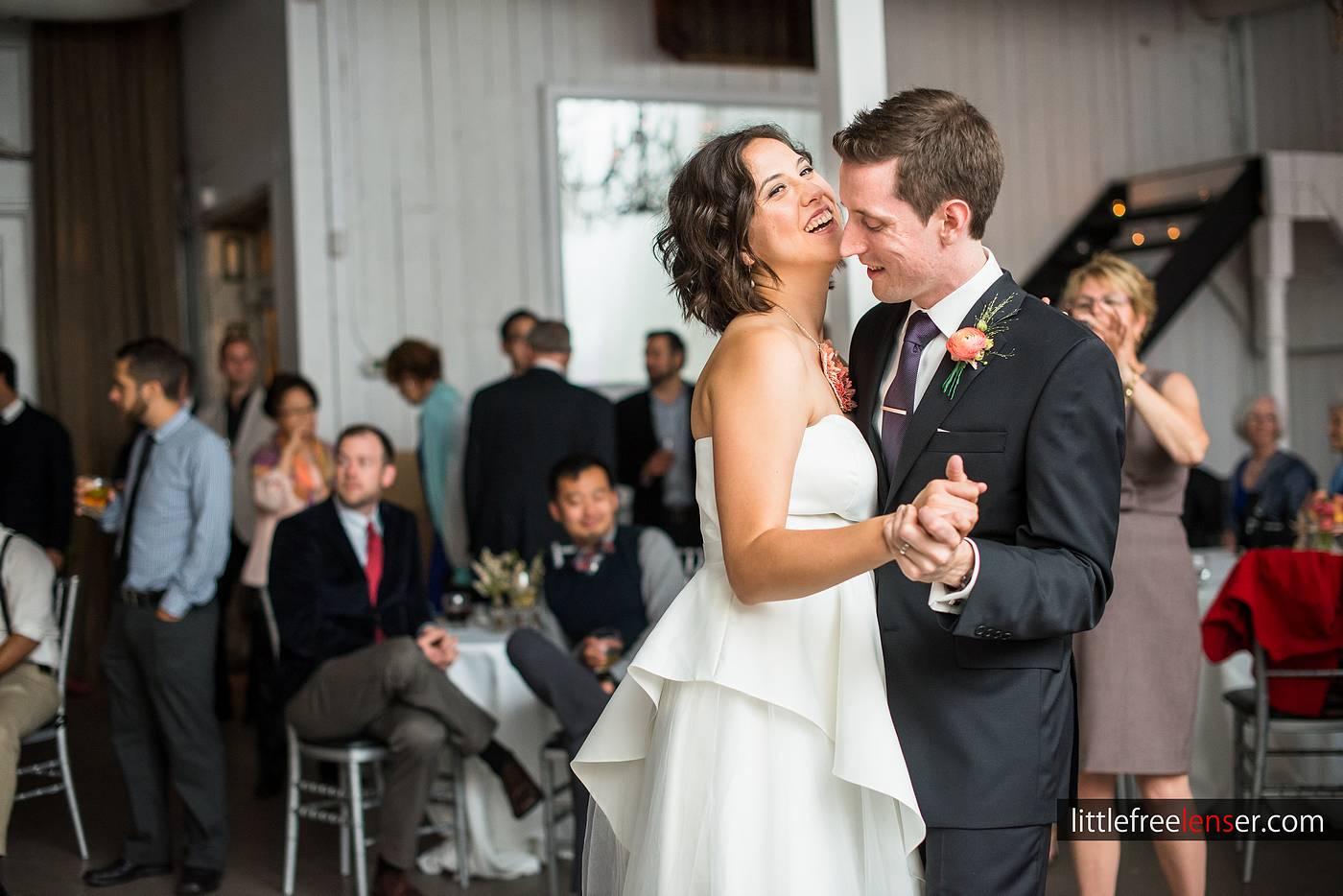 Kate & Graham | Wedding | Berkeley Field House